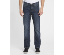 Feste Jeans Tapered Fit Texas Hanford in Washed-Naturblau