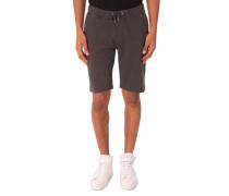 Graue Bermuda-Shorts