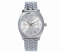 Uhr Time Teller Deluxe All Silver