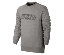 Everett Sweater grau (D GR H/BLACK)