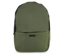 Wasserabweisender Rucksack Grün Mesh Bag