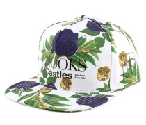 Casquette Crooks and Castles Verdant White