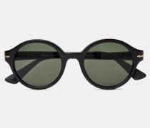 PO030985 Modello Nuovo Limited Edition Sunglasses Black
