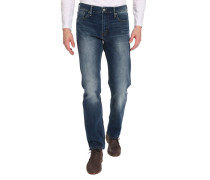 Jeans 504 Straight Pr Stone Washed