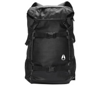 Landlock Backpack Rucksack schwarz (Black)