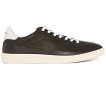 Schwarz-weiße Sneaker Pr Naptik