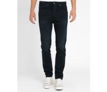 Skinny-Jeans 510 in Schwarzblau