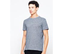 Classic Marl T-Shirt Navy