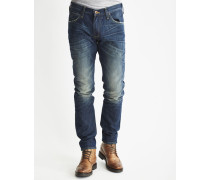 Luke Slim Tapered Jeans in Proudly Worn