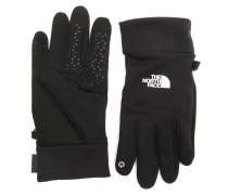 Schwarze Handschuhe Etip