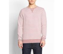 Stripe Y/D CN H Knit L/S 10