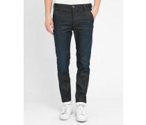 Slim-Chino-Hose Jeans