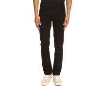 Jeans 511 Gerade Anliegend Schwarz