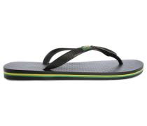 Schwarze Flip-Flops Classic