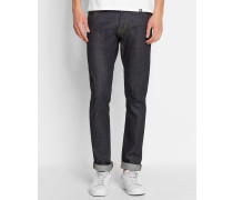 Blaue Jeans Slim Tapered Fit Stretch Rebel Spicer
