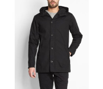 7409 Jacket Hooded With Buttons