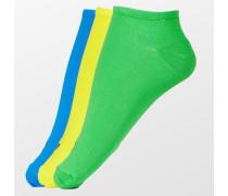 ADIDAS Trefoil Liner Socks 3-Pack