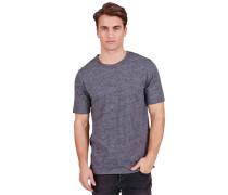 Delta T-Shirt grau (dark navy mel)