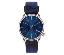 WINSTON PRINT SERIES Uhr blau (CAMO BLUE)