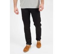Malone Skinny Jeans in Black Wash
