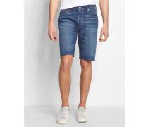 501 Hemmed Shorts Blue