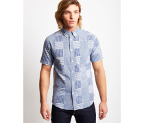 Standart Short Sleeve Shirt Blue