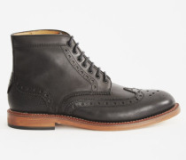 Sadler Boot Black