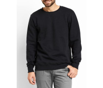 Schwarzes Sweatshirt Modestie Steve