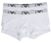 Doppelpack weiße Panties