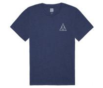 Triple Triangle T-Shirt blau (Navy)