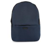 Wasserabweisender Rucksack Blau Mesh Bag