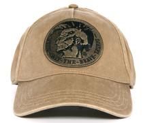 Khakibraune Mütze Cindians