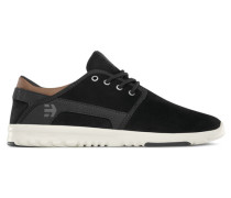 Scout Sneaker schwarz (BLACK/BROWN)