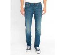 Blaue Jeans 501 Pr Bleu Ocean