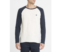 Blaues T-Shirt ML Blunt