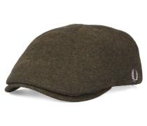 Graue Wollmütze Flat