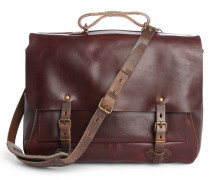 Burgundy Irving 48-Hour Shoulder Bag