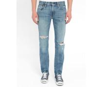 Jeans 511 Pr Verwaschenes Blau