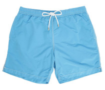 Badehose Classic Swim in Sea Blue
