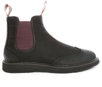 Schwarze Boots Barry Chelsea
