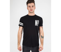 Numbers T-Shirt Black