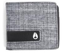 Schwarze Brieftasche Wash Showtime Bifoldzip