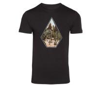 Cloud Stone Shirt schwarz (BLACK)