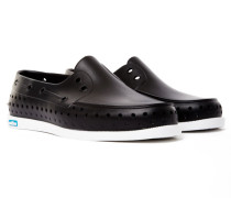 Howard Boat Shoe Black