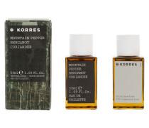Korres - Mountain Pepper / Bergamotte / Coriander Eau de Toilette