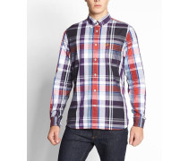 Bold Checked Shirt M8265