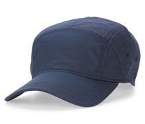 Marineblau melierte Mütze Pr