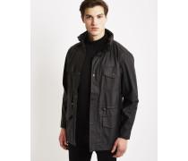 Four Pocket Jacket Black