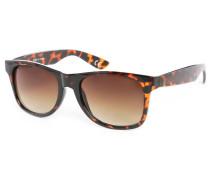 Braune Brille Spicoli