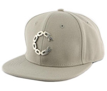 Casquette Crooks and Castles Thuxury Chain C
